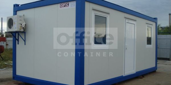 Container dormitor