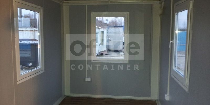 Container dormitor
